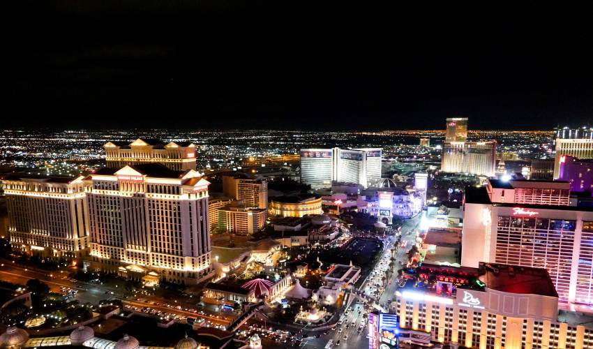 The best places to take a photo of the Las Vegas Strip - news of today