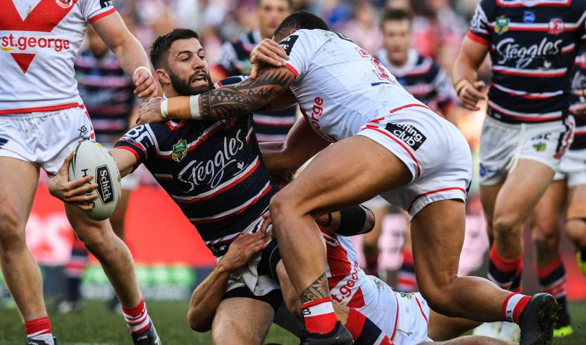 Live: Roosters, Dragons kick off NRL's Anzac… - news of today