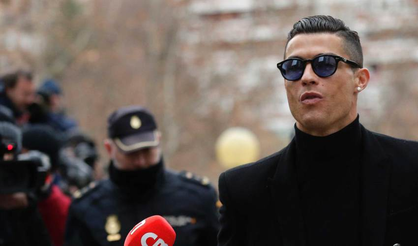 Cristiano Ronaldo agrees to pay $30m fine to… - news of today