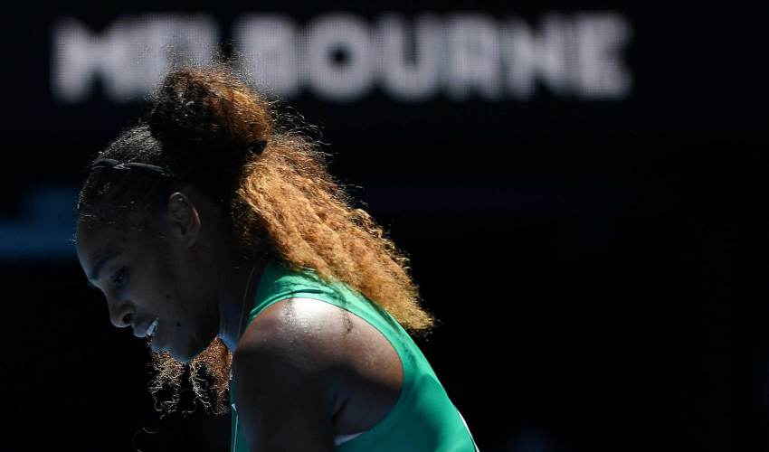 Williams makes dramatic Australian Open exit… - news of today