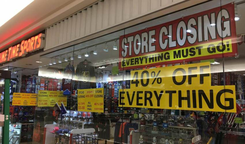 This US sports store owner thought he could… - news of today