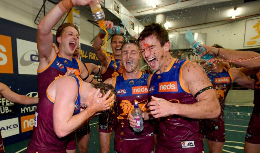 The maddest start to an AFL season in memory… - news of today