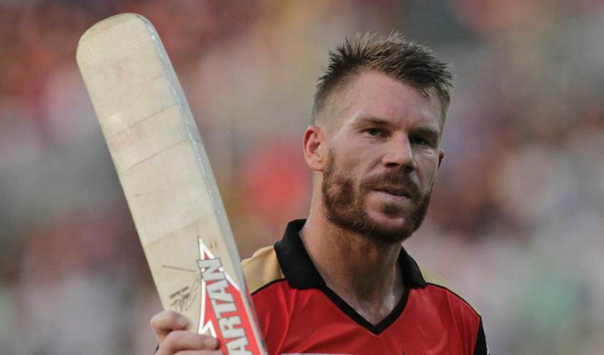 A year on from Cape Town, David Warner shows he is back - news of today
