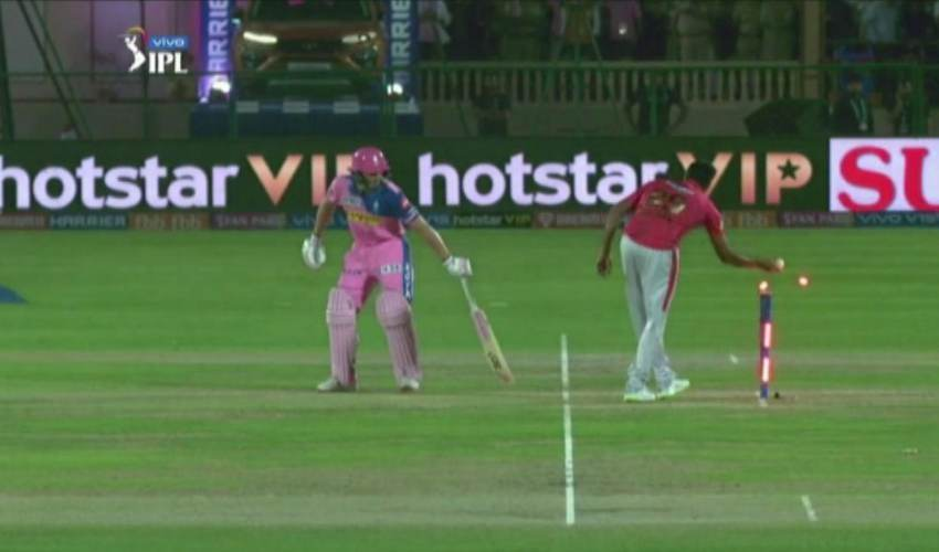 'Ashwin's actions were simply disgraceful':… - news of today