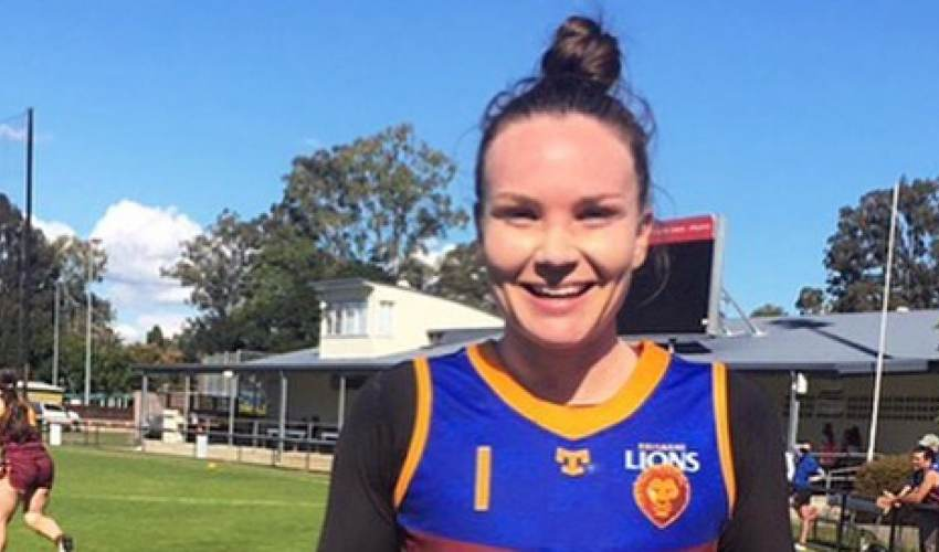 'Allergic to the sun': AFLW star weathers skin… - news of today