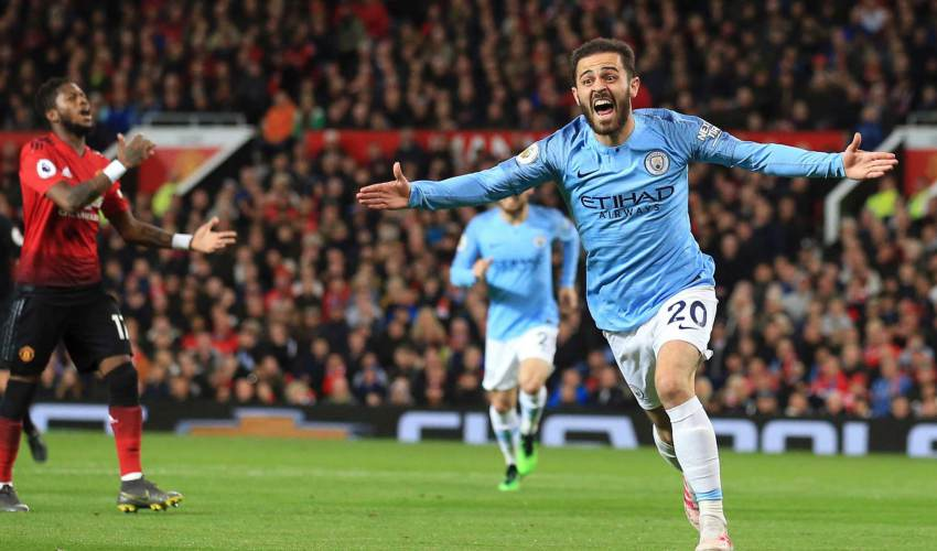 Incredible Premier League title race sees City… - news of today