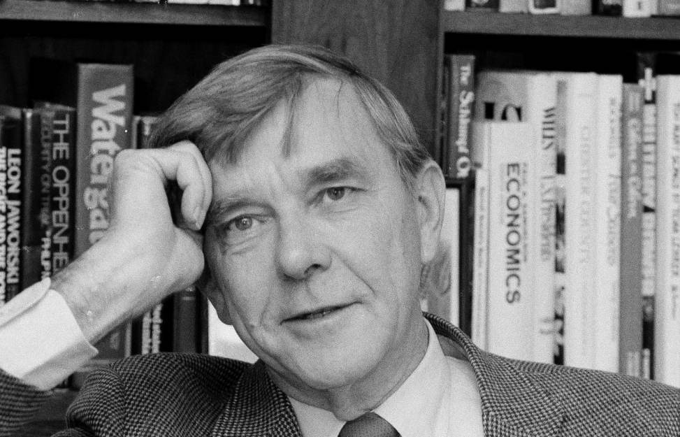news of today - Telling the untold - Russell Baker, Pulitzer Prize winner and former New York Times columnist, dies at 93