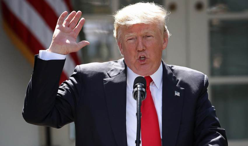 Trump declares national emergency to unlock… - news of today
