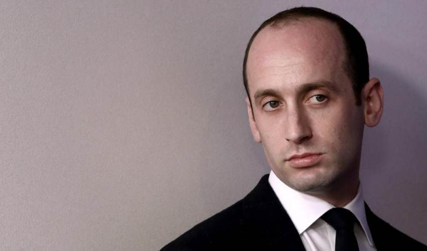 White House says Stephen Miller won't testify… - news of today