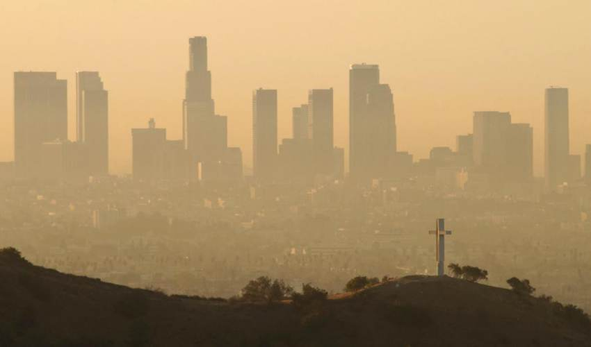 More Americans breathing polluted air, report says - news of today