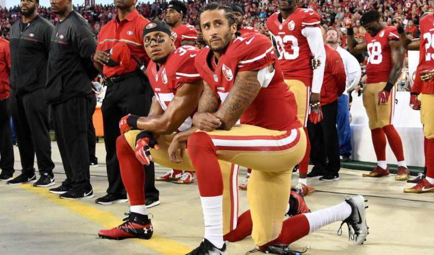 Colin Kaepernick and Eric Reid resolve pending… - news of today