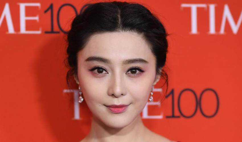 Fan Bingbing reappears in public for the first… - news of today