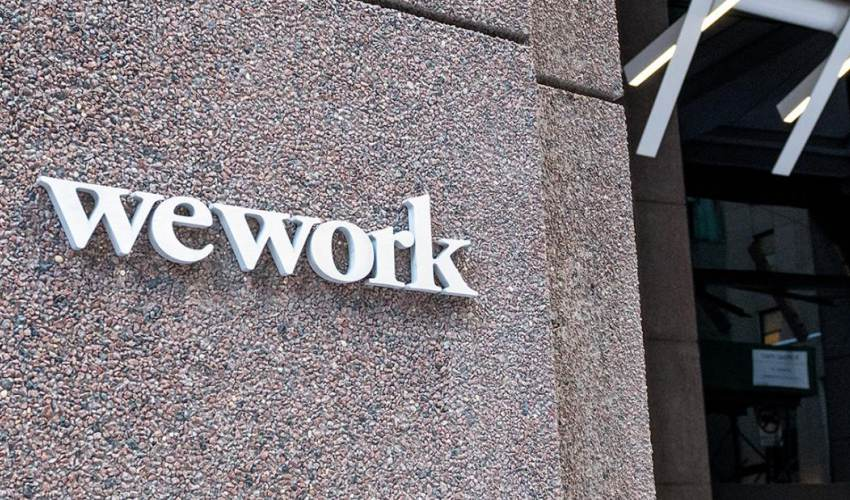 Former WeWork employee sues for sexual… - news of today