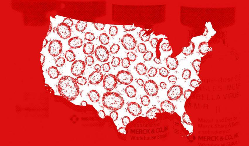 US measles outbreak is largest since disease… - news of today