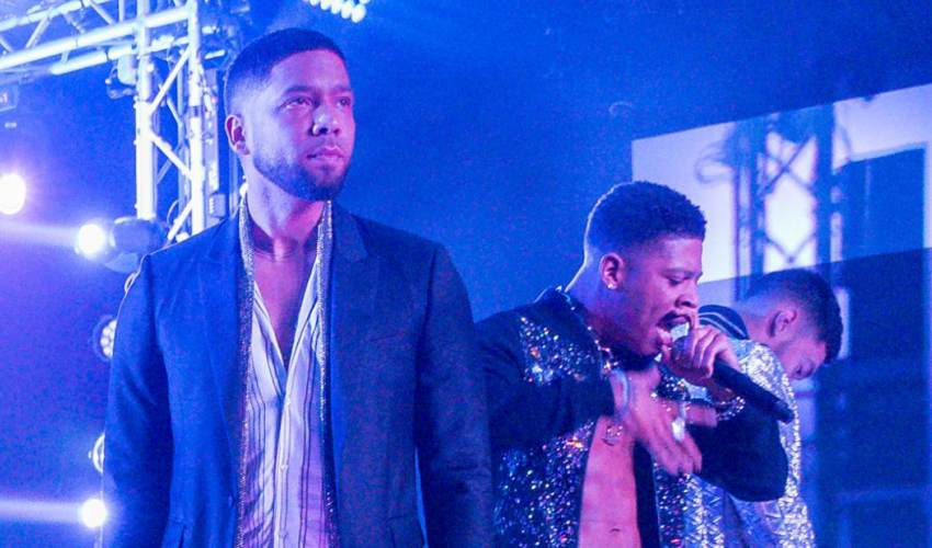 Jussie Smollett case clouds 'Empire' future - news of today