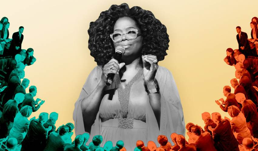 Remember when 'The Oprah Winfrey Show' made us… - news of today
