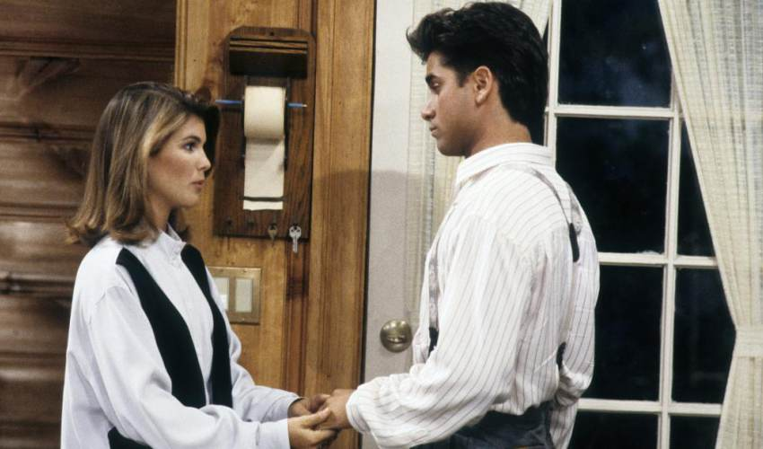 Lori Loughlin's school cheating 'Full House'… - news of today