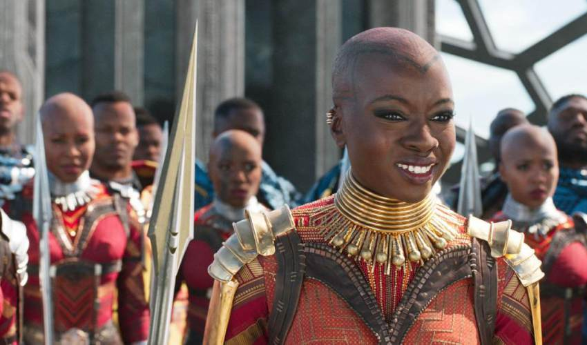 'Avengers' poster reissued after Danai Gurira… - news of today