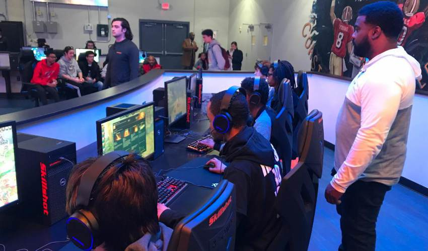 Video games are now a legitimate high school sport - news of today