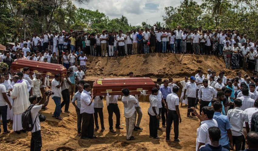 Two bombers were sons of Sri Lanka spice… - news of today