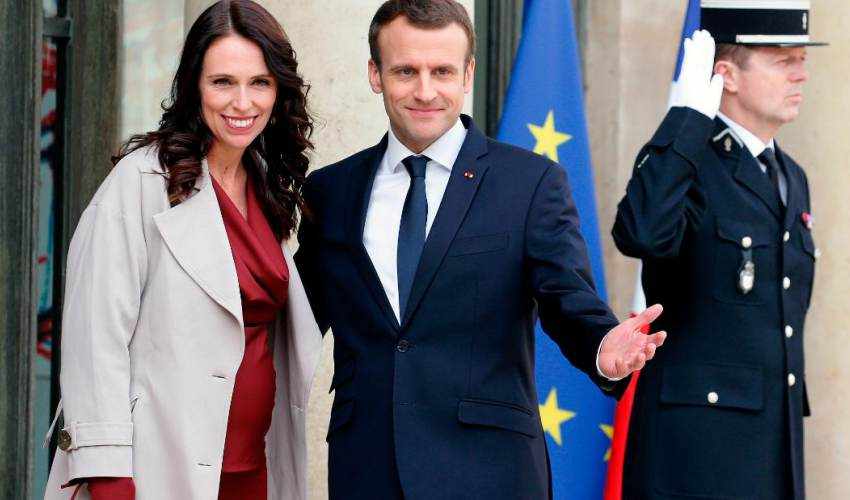 New Zealand and France urge Facebook and Google… - news of today