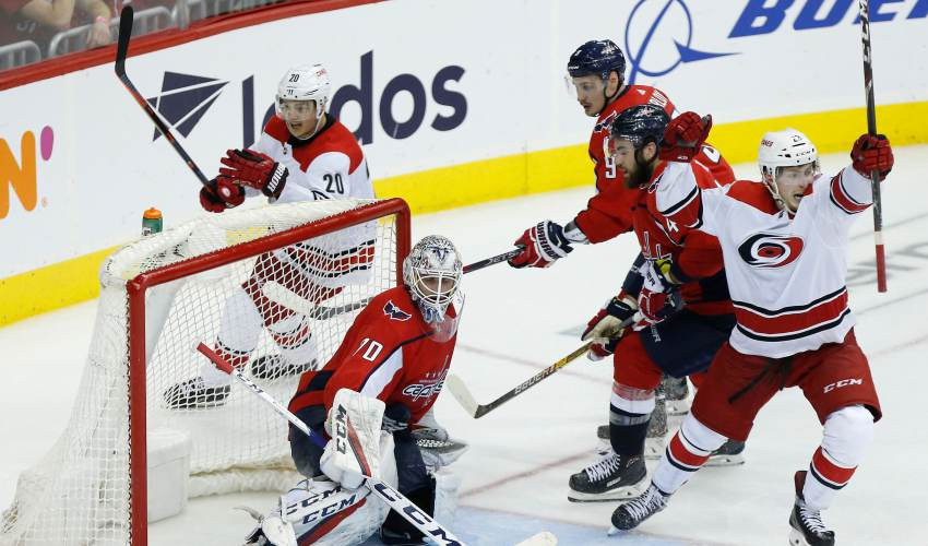 Hurricanes eliminate defending Stanley Cup… - news of today