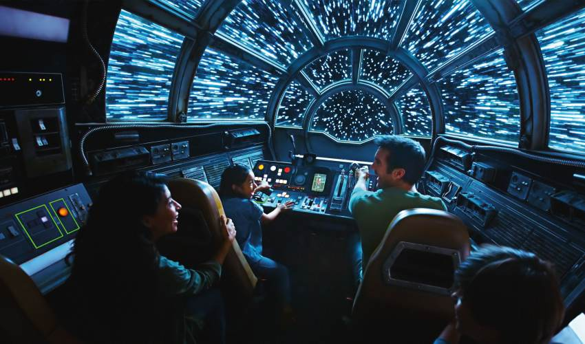 Star Wars Celebration: Galaxy's Edge promises… - news of today
