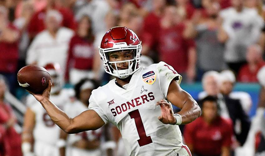 From 5-10 Kyler Murray to 6-7 Tyree Jackson,… - news of today