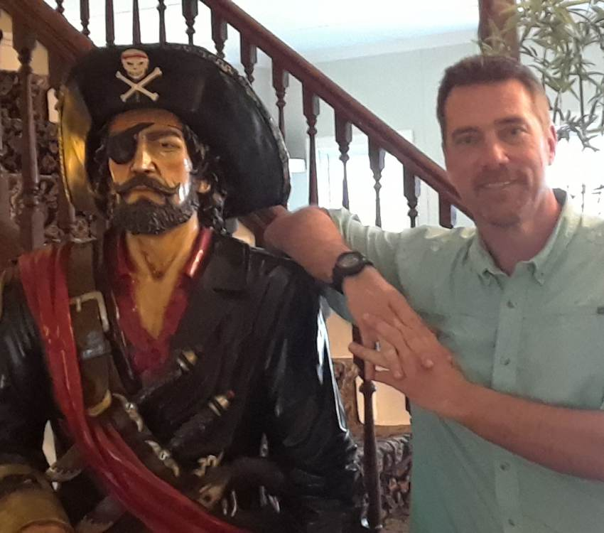 N.C.'s haul from 'native son' Blackbeard's… - news of today