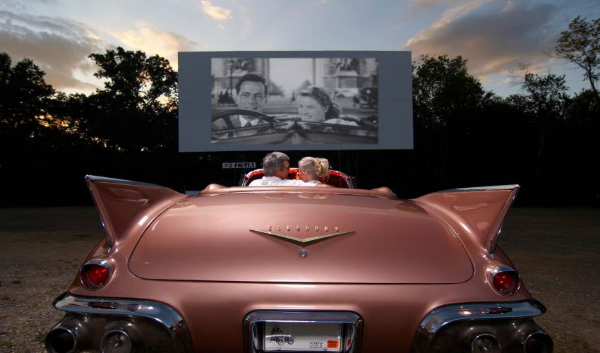 Drive-in movie theaters in (almost) every state - news of today