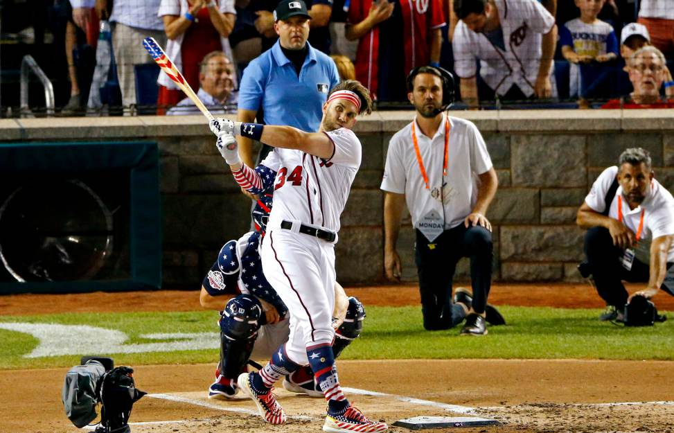 news of today - Telling the untold - Home Run Derby 2018: Live updates, results from Nationals Park