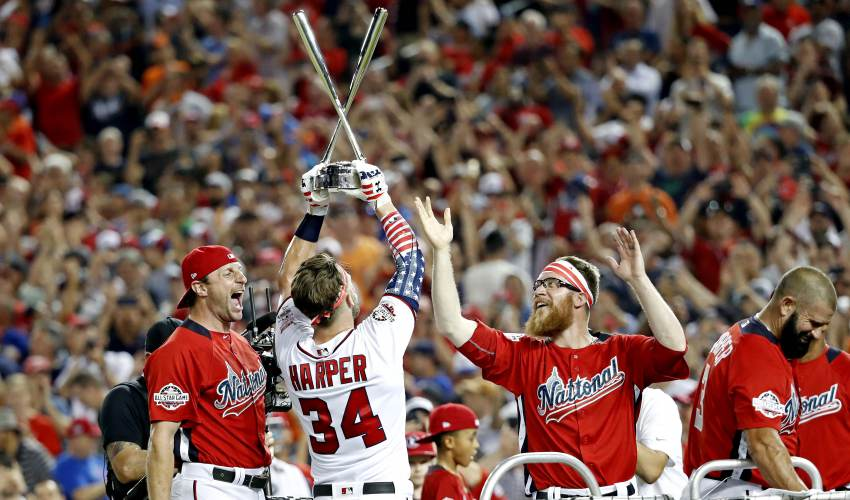 Booing Bryce Harper? Sean Doolittle mistakes… - news of today