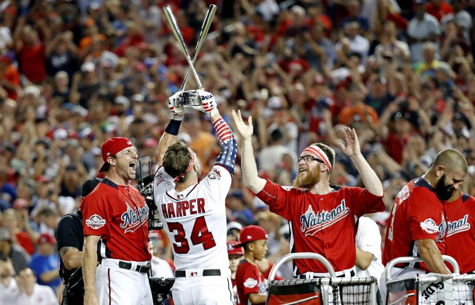 news of today - Telling the untold - Booing Bryce Harper? Sean Doolittle mistakes Nationals fans' cheers during Home Run Derby