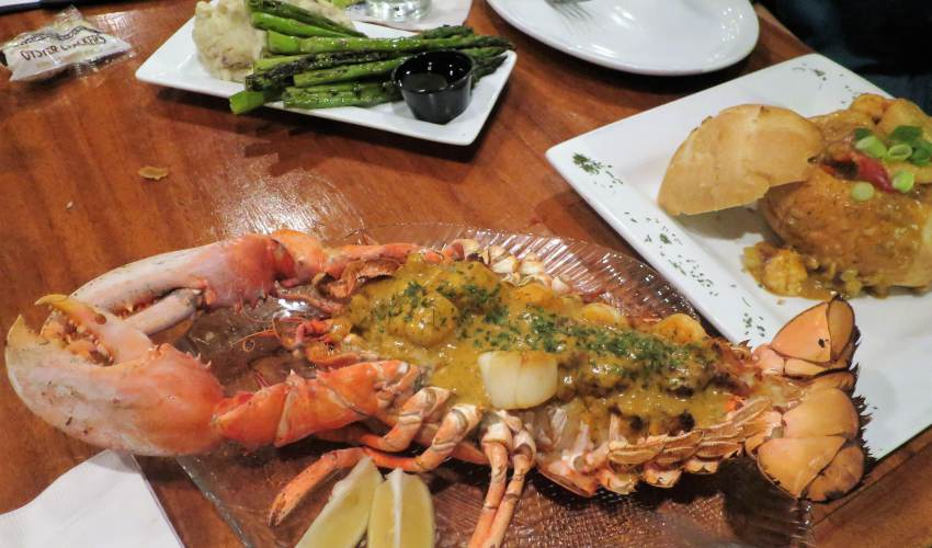 OMG! George's of Galilee excels at Rhode Island… - news of today