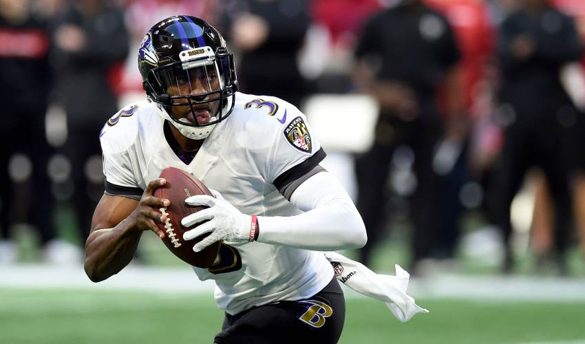 Ravens QB Robert Griffin III sued by former… - news of today