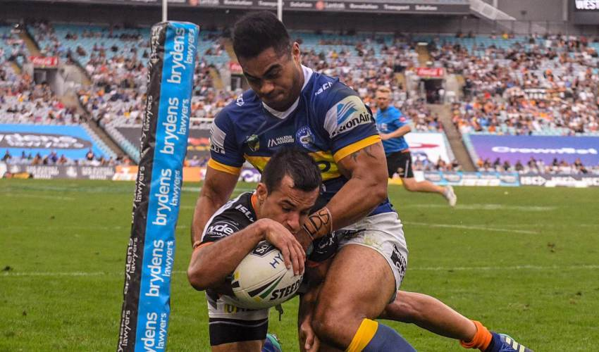 Live: The Eels host the Tigers at the brand-new… - news of today