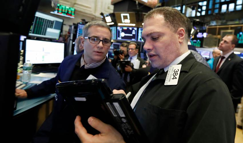 Dow drops as stock market slips amid signs of… - news of today