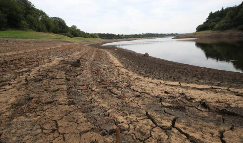 Climate change: Water shortages in England… - news of today