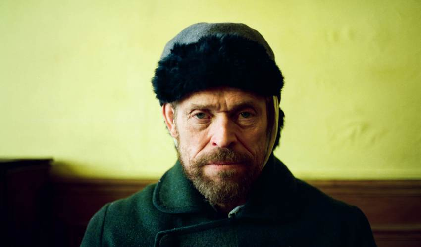 Willem Dafoe, 63, takes on Vincent van Gogh,… - news of today