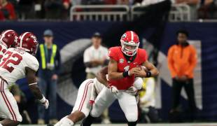 Ohio State quarterback Justin Fields ruled… - news of today