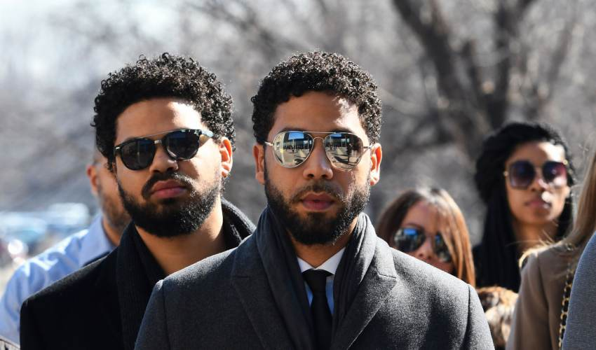 Charges dropped against 'Empire' actor Jussie… - news of today