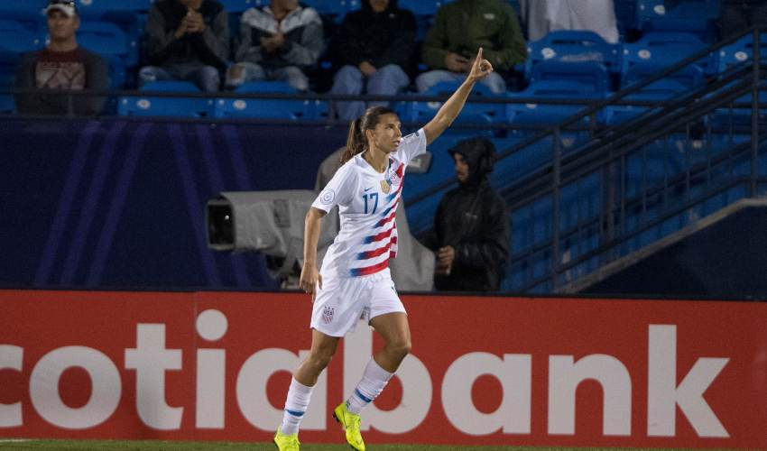U.S. women's national soccer team qualifies for… - news of today