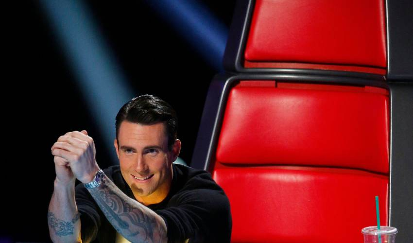 'The Voice': Adam Levine lands four-chair-turn… - news of today