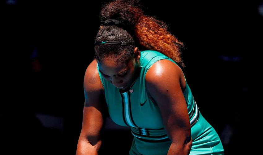 Serena Williams ousted from Australian Open in… - news of today