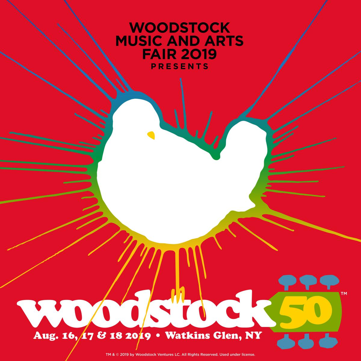 Original Woodstock promoter Michael Lang has announced that the official 50th anniversary concert will be held in Central New York Lang announced