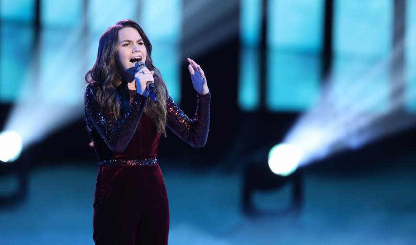 'The Voice's Reagan Strange to release new… - news of today