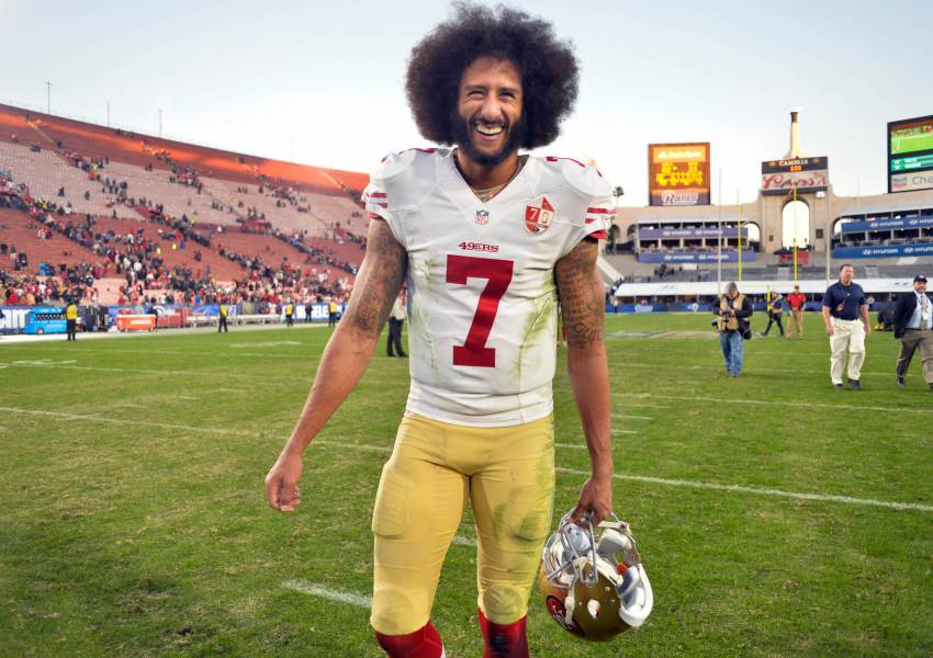 Colin Kaepernick, Eric Reid settle collusion… - news of today