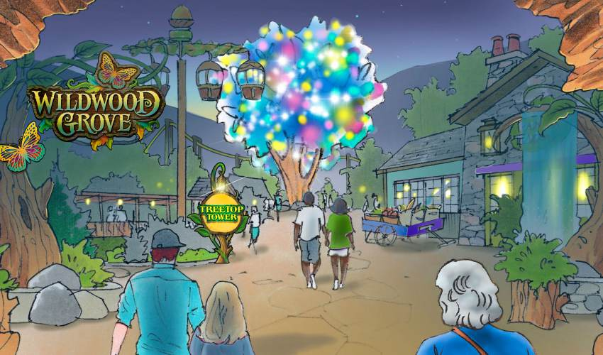 Dollywood to open 'wild' new land focused on… - news of today